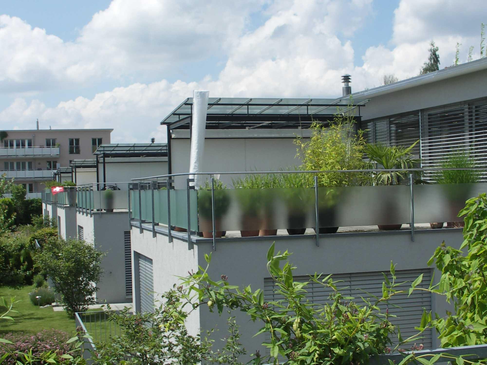 Geländer Terrasse-2